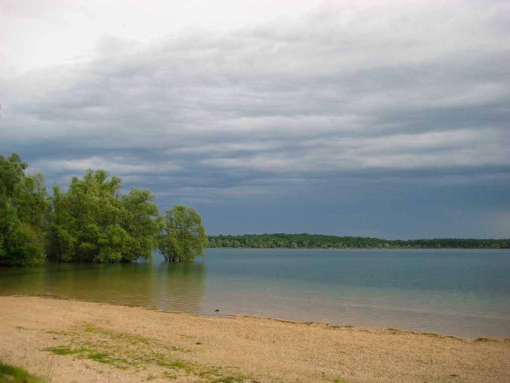 Un lac de la forêt d'Orient, une invitation à la détente !