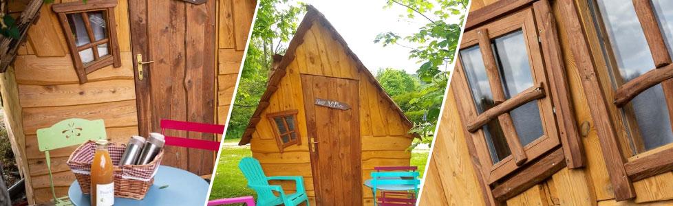 La cabane magique au village insolite Slowmoov