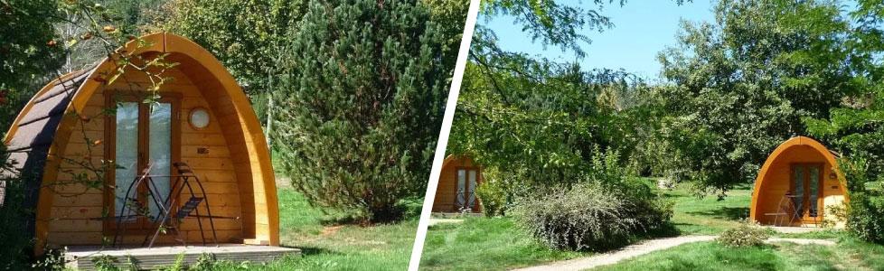 LE POD : UN HÉBERGEMENT INSOLITE EN LIMOUSIN EN HARMONIE AVEC LA NATURE
