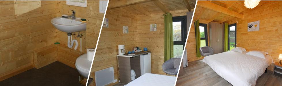 Gîte insolite, la Cabane Taboo propose un espace inimitable au confort inventif